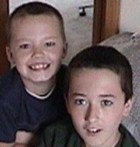 Kevin and Sean